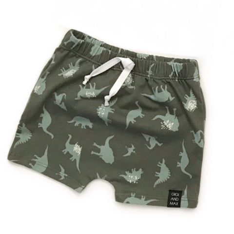 Dino Shorts only - Gigi and Max