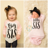 Light Pink Little Sis Gown - Gigi and Max