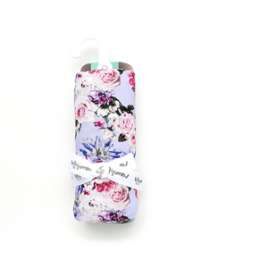 Emerson Floral SWADDLE - Gigi and Max