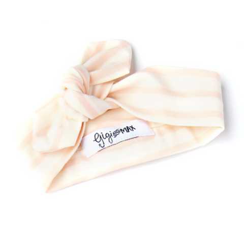 Layla Stripe Headband - Gigi and Max