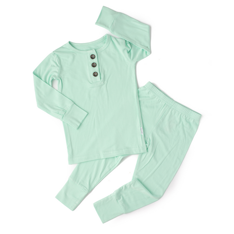 Finley Mint Two Piece - Gigi and Max