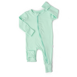 Finley Mint Zip One Piece - Gigi and Max