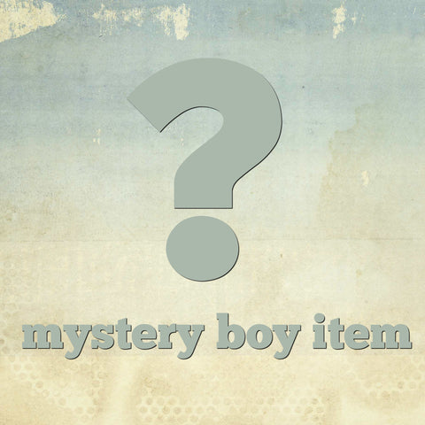Mystery BOY item (no additional discount codes, please! Order will be cancelled if any are used) - Gigi and Max