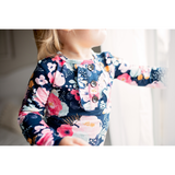 Dakota Floral Ruffle TWO PIECE - Gigi and Max