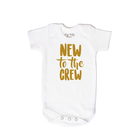 nttc gold - short sleeve - Gigi and Max