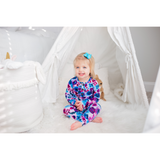 Teagan Floral Ruffle TWO PIECE - Gigi and Max
