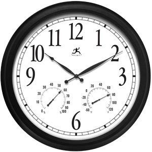 "24"" The Definitive Radio Controlled Clock (Indoor/Outdoor)"