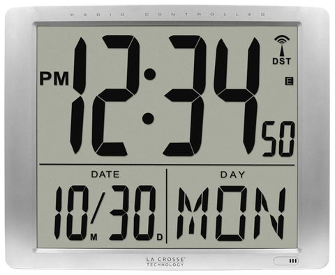 "16"" JUMBO Digits Digital Clock"