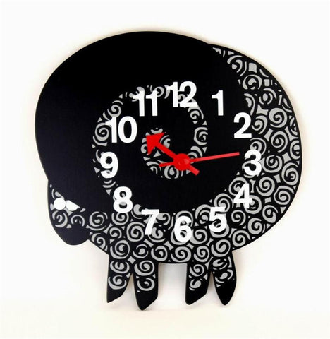 "10"" George Nelson Zoo Timer Wall Clock - RAM"