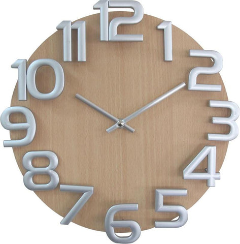 "13"" Verichron Dimensions Wall Clock"
