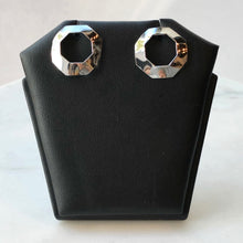Load image into Gallery viewer, Octagon Flow Earrings