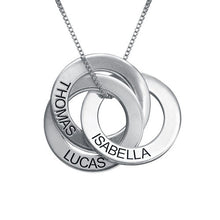Load image into Gallery viewer, My Family Necklace