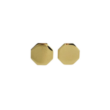 Load image into Gallery viewer, Octagon Mini Earrings