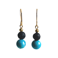 Load image into Gallery viewer, Lava Earrings Color