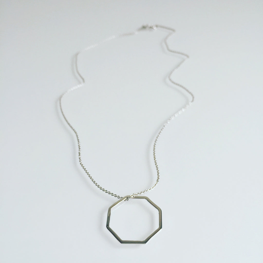 products small necklace octagon pendant lc large division jess