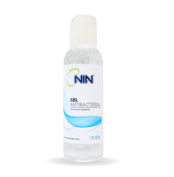 Gel Antibacterial NIN 60 ml