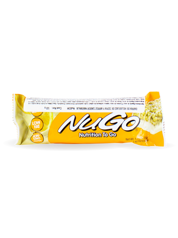 Nugo Family Orange Smoothie