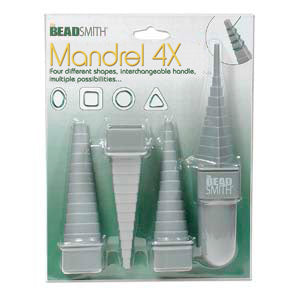 Mandrel 4X - The Bead N Crystal & Enclave Gems