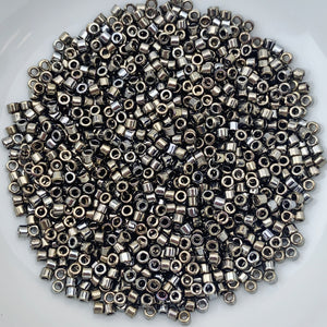 11/0 Delica - Bronze Luster DB0254 - The Bead N Crystal & Enclave Gems