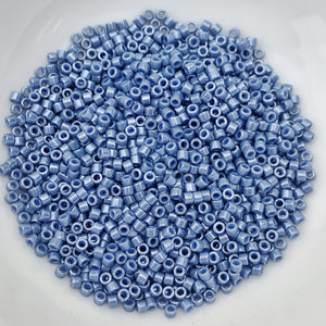 11/0 Delica - Blueberry Luster DB0267 - The Bead N Crystal & Enclave Gems