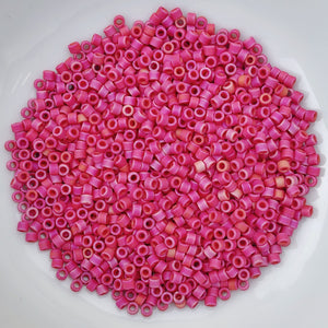 11/0 Delica - Red Luster DB0362 - The Bead N Crystal & Enclave Gems