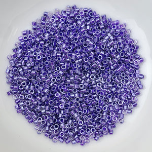 11/0 Delica - Spkl Amethyst Lined Crystal DB0923 - The Bead N Crystal & Enclave Gems