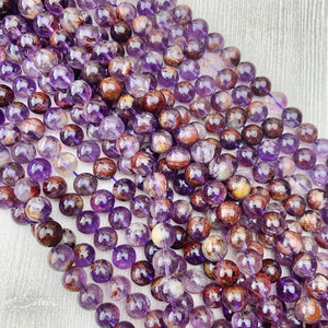 Super 7 10 mm - The Bead N Crystal & Enclave Gems