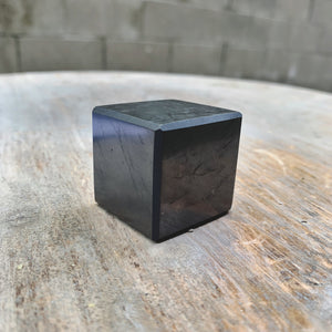 Shungite Cubes (116) - The Bead N Crystal & Enclave Gems