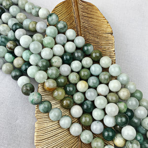 Burma Jade 10 mm - The Bead N Crystal & Enclave Gems