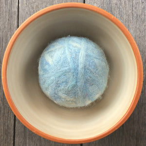 Fetch2.0!  Alpaca Dog Ball in Dove