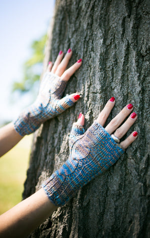 Single Cable Texting Gloves