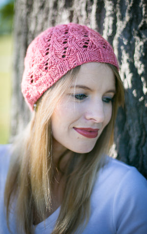 Whitecap Lace Hat