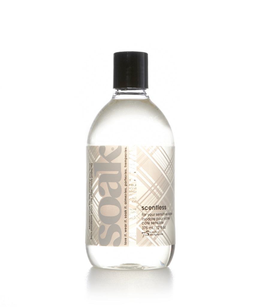 Soak Laundry Soap Scentless
