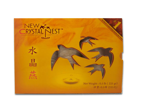 ....Crystal Nest White 3A..水晶燕 白燕 3A.... - Bird Nest Outlet