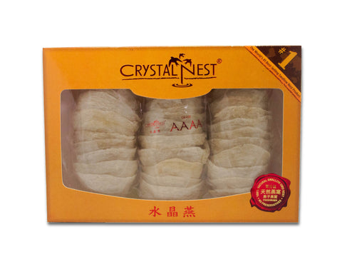 ....Crystal Nest White 4A..水晶燕 白燕 4A.... - Bird Nest Outlet