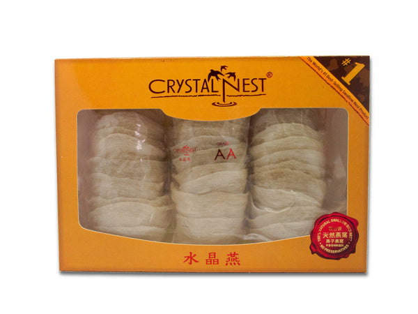 ....Crystal Nest White 2A..水晶燕 白燕 2A.... - Bird Nest Outlet