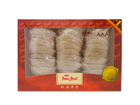 ....Pure Nest White 3A..純正燕窩 白燕 3A.... - Bird Nest Outlet