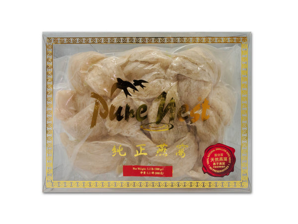 ....Pure Nest White Family Package..純正燕窩 白燕 家庭包裝.... - Bird Nest Outlet