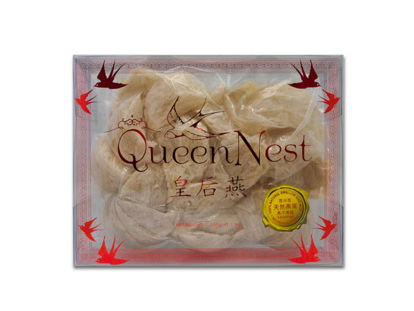 ....Queen Nest White Family Package..皇后燕 白燕 家庭包裝.... - Bird Nest Outlet