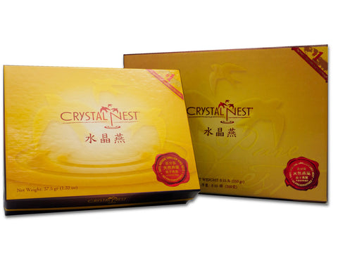 ....Crystal Nest White 3A (250gr) - PROMO..水晶燕 白燕 3A (250克) - 優惠....