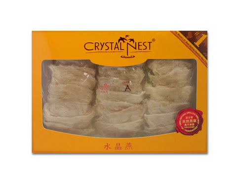 ....Crystal Nest White A..水晶燕 白燕 A.... - Bird Nest Outlet