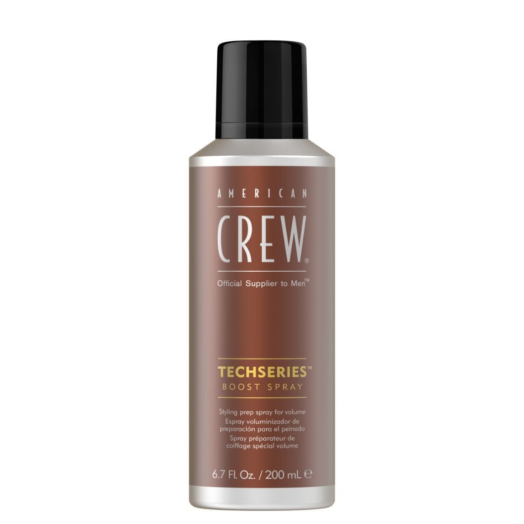 American Crew Tech Series Boost Spray | Duo Cosmetics