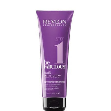 Revlon Professional Be Fabulous Recovery Shampoo - STEP 1 | Duo Cosmetics