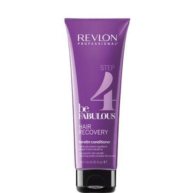 Be Fabulous Recovery Keratin Conditioner - STEP 4