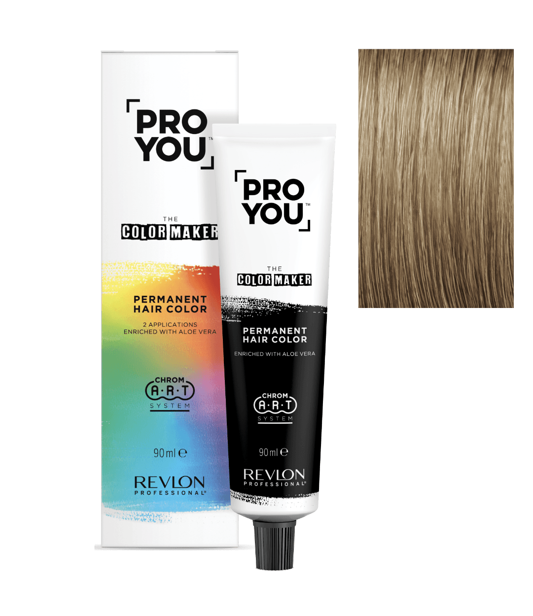 revlon professional ProYou Color Maker 10.23 | Duo Cosmetics