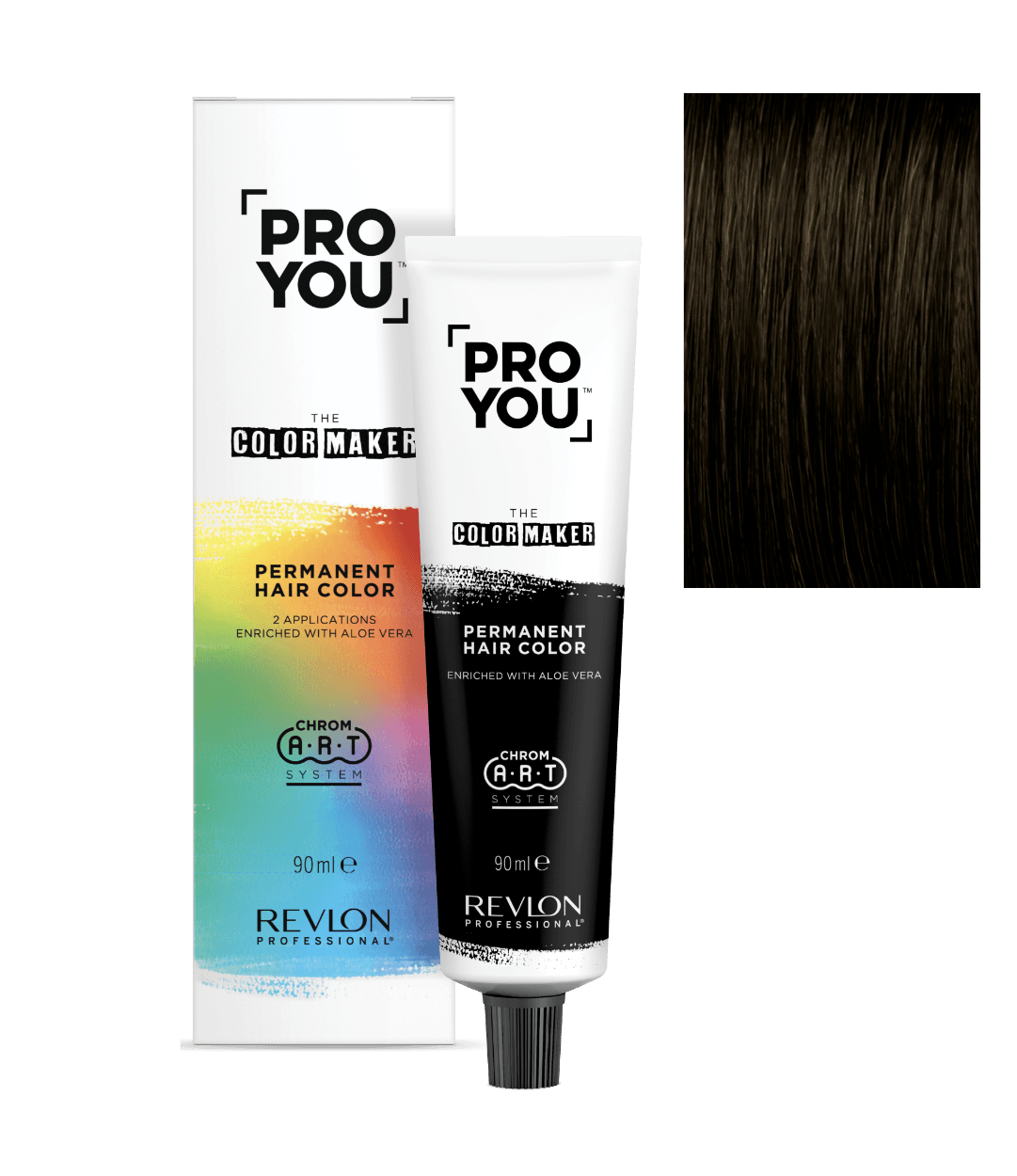 revlon professional ProYou Color Maker 4.0 | Duo Cosmetics