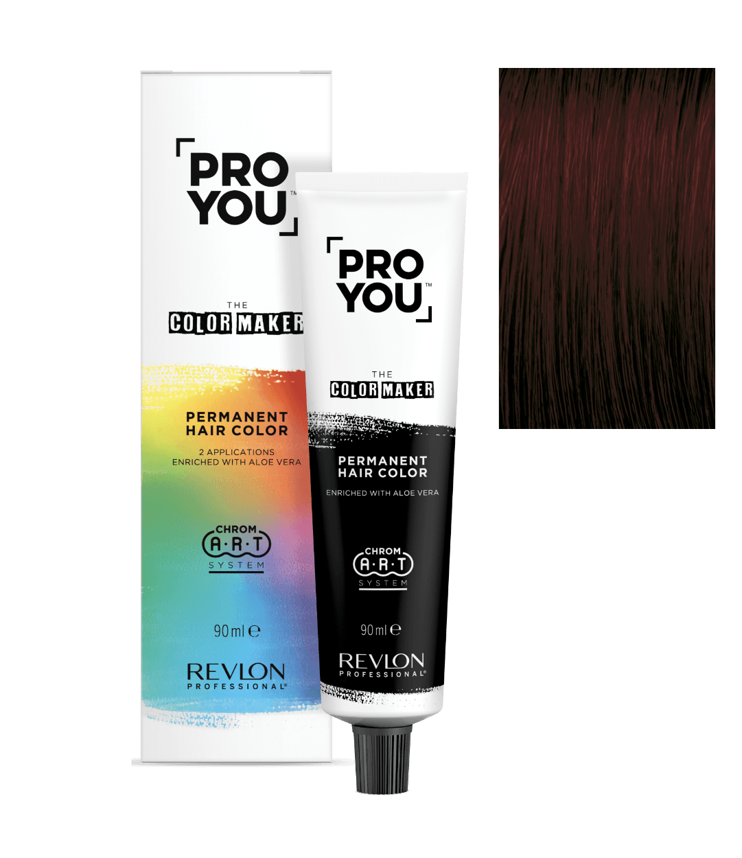 revlon professional ProYou Color Maker 4.6 | Duo Cosmetics
