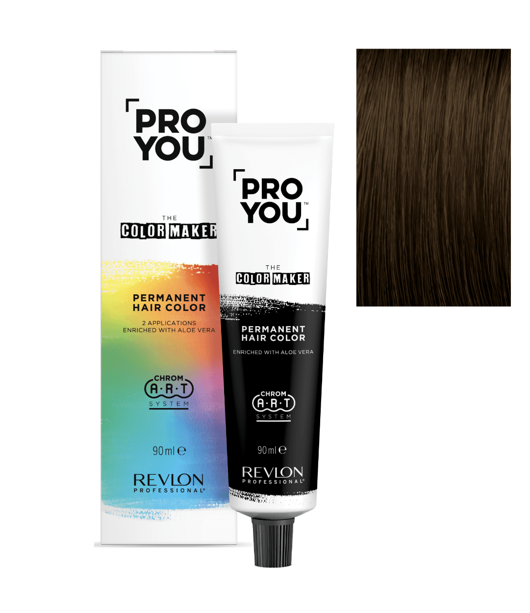 revlon professional ProYou Color Maker 5.00 | Duo Cosmetics