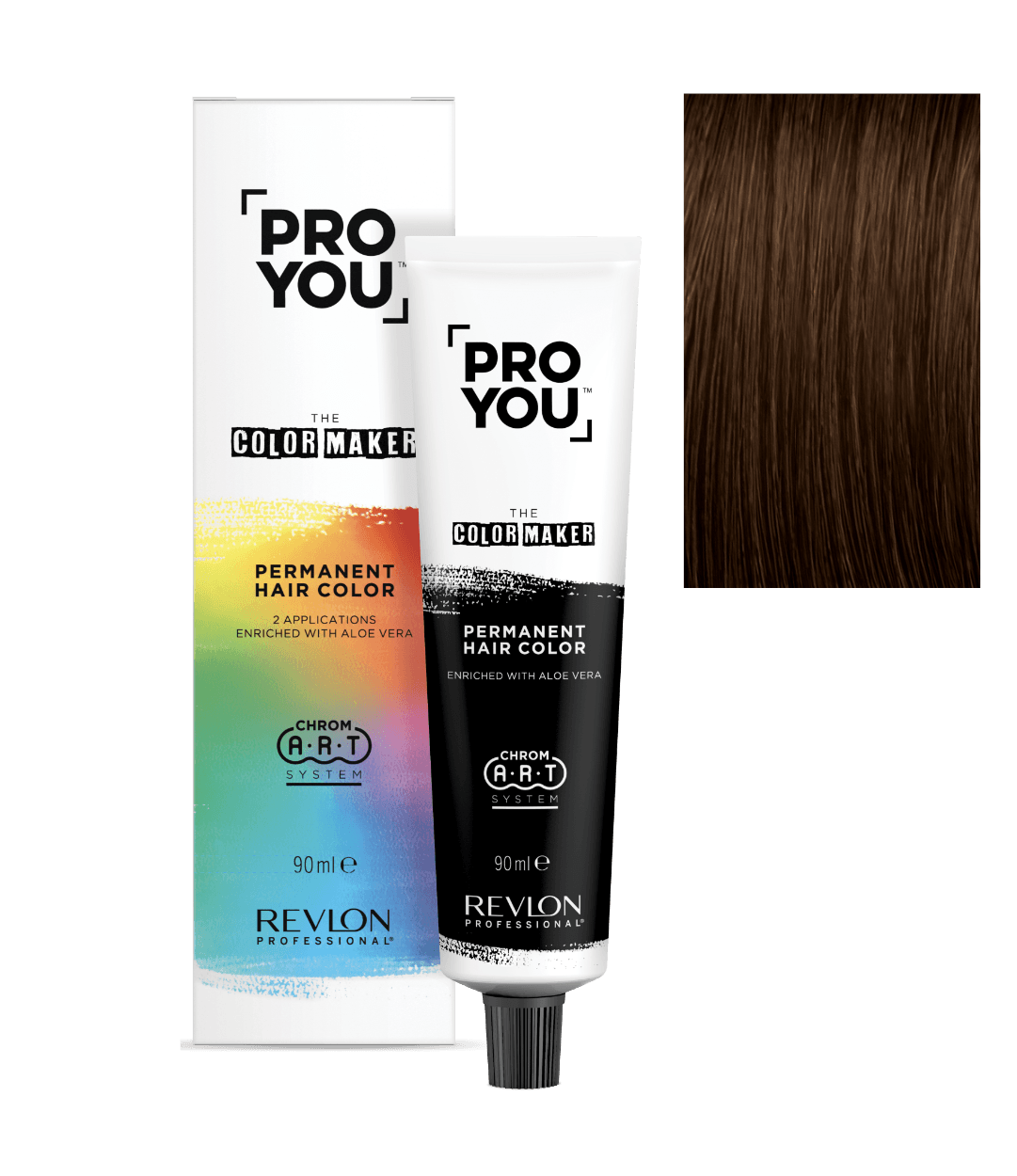 revlon professional ProYou Color Maker 5.84 | Duo Cosmetics