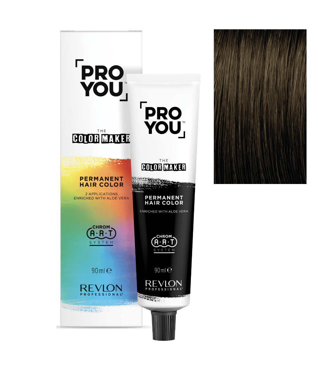 revlon professional ProYou Color Maker 6.0 | Duo Cosmetics